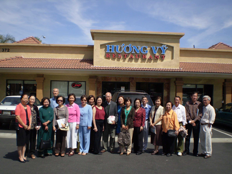 họp mặt Nam Cali 19-4-2009