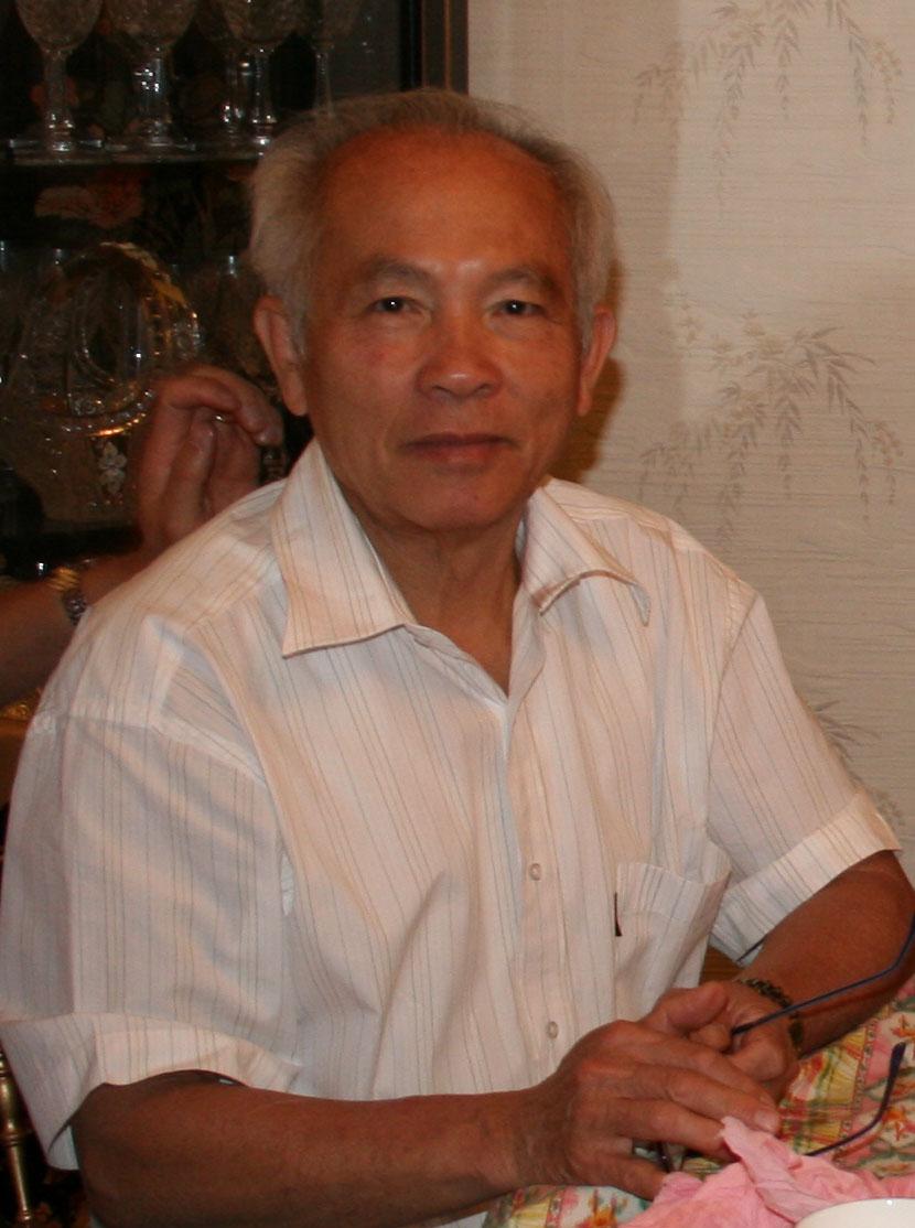 thầy Lâm Thanh Liêm